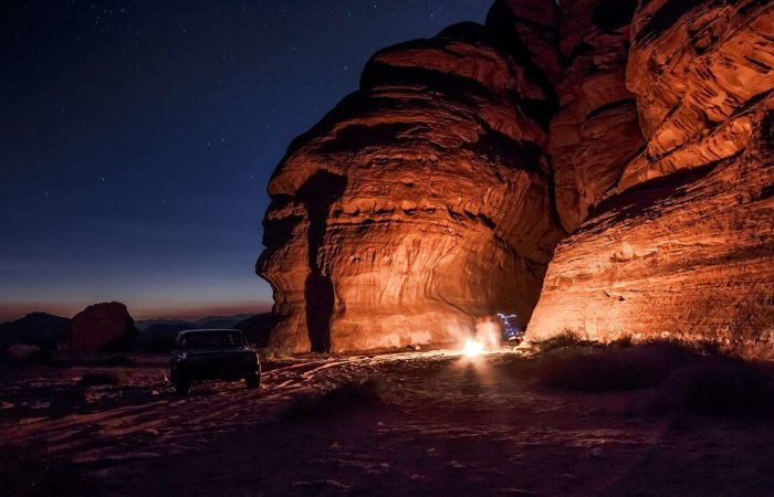 Tour to Petra and Wadi rum