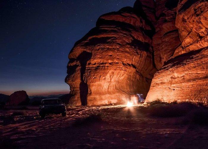 Tour to Petra and Wadi rum