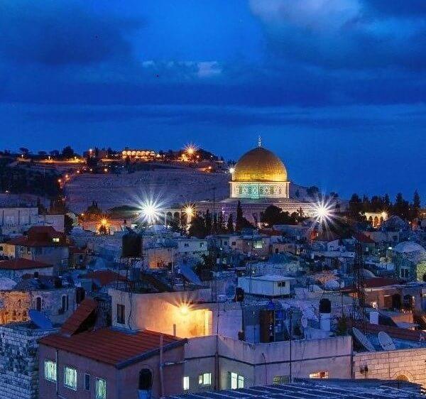 Jerusalem Group Tour From KSA