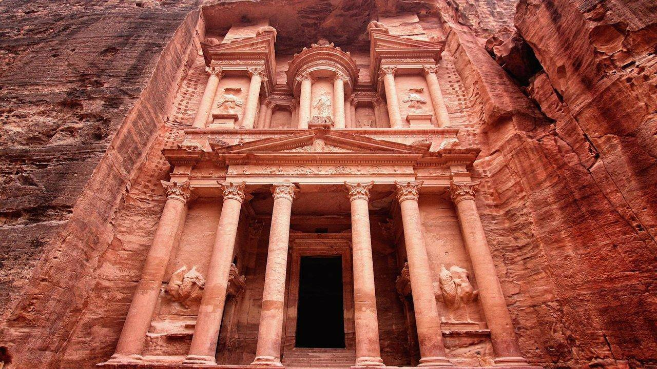 Trip to the Lost City of Petra