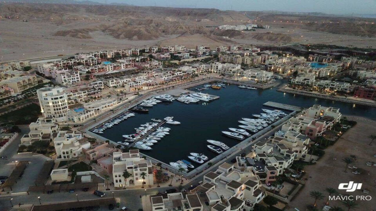 The Port of Aqaba