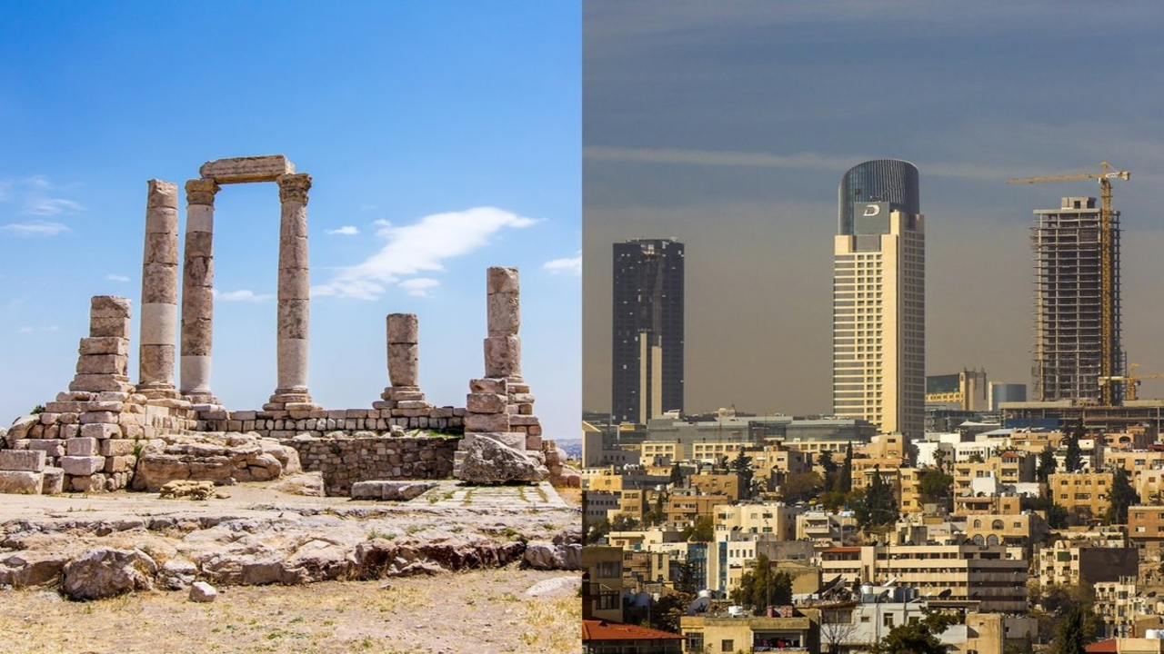 The Capital Amman