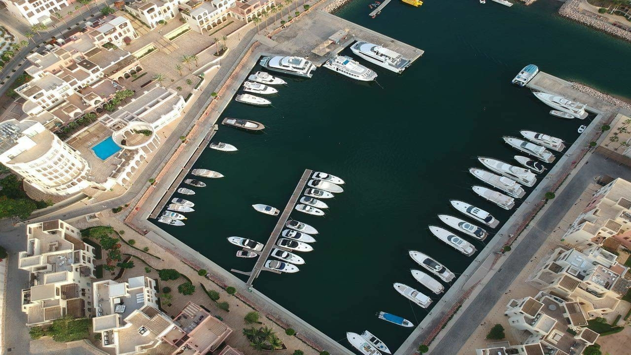 The Port of Aqaba